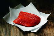 Kodiak Coho Salmon Portions