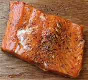 Smoked Coho Salmon Portions