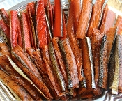 5 lbs. Wild Smoked Salmon Sampler